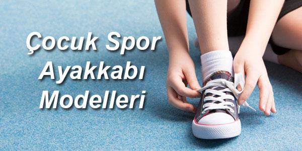Çocuk Spor Ayakkabıları