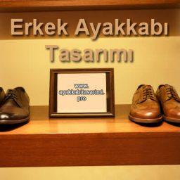 Erkek Ayakkabı Tasarımı